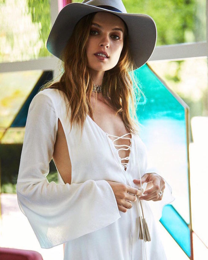 THE JETSET DIARIES x Revolve Spring 2016 Capsule Collection