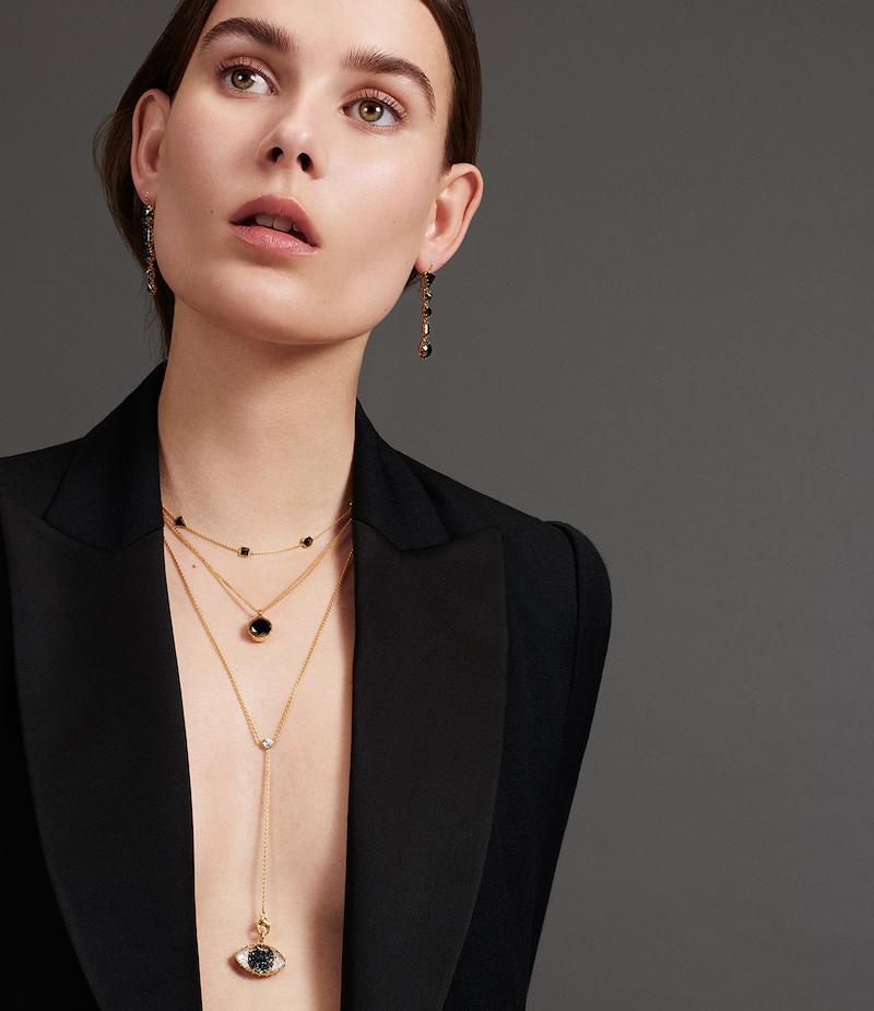Renee Lewis Third Eye Pendant Necklace