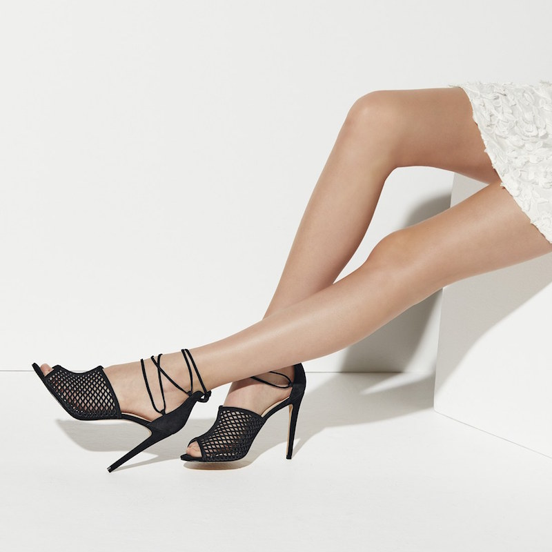 Vince Camuto Vasha Lace-Up Sandal