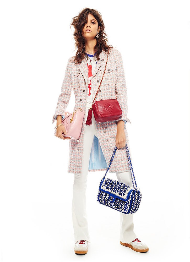 What Goes Around Comes Around Chanel Jumbo Flap Bag