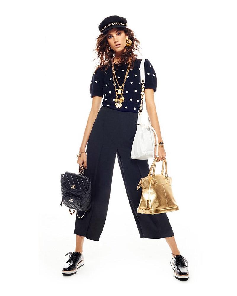 What Goes Around Comes Around Louis Vuitton Lockit Bag