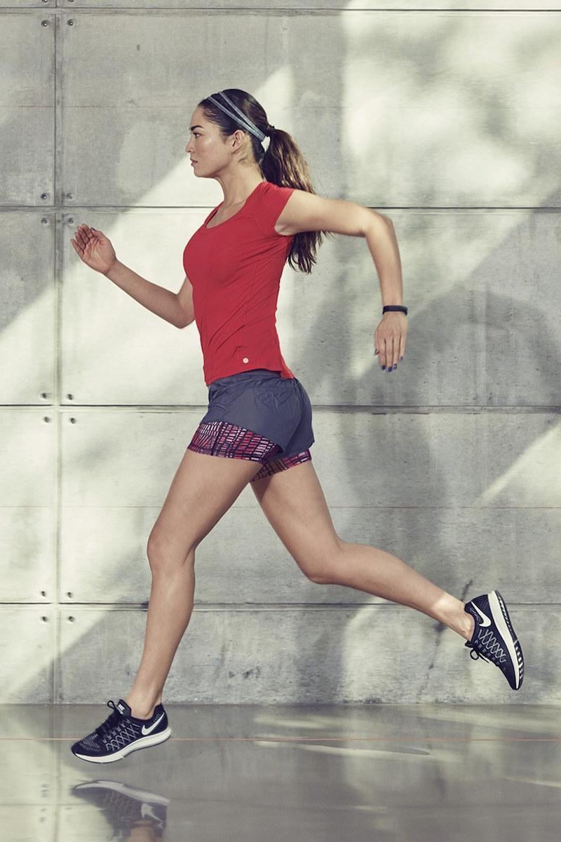 Zella Sunny Run Short Sleeve Tee