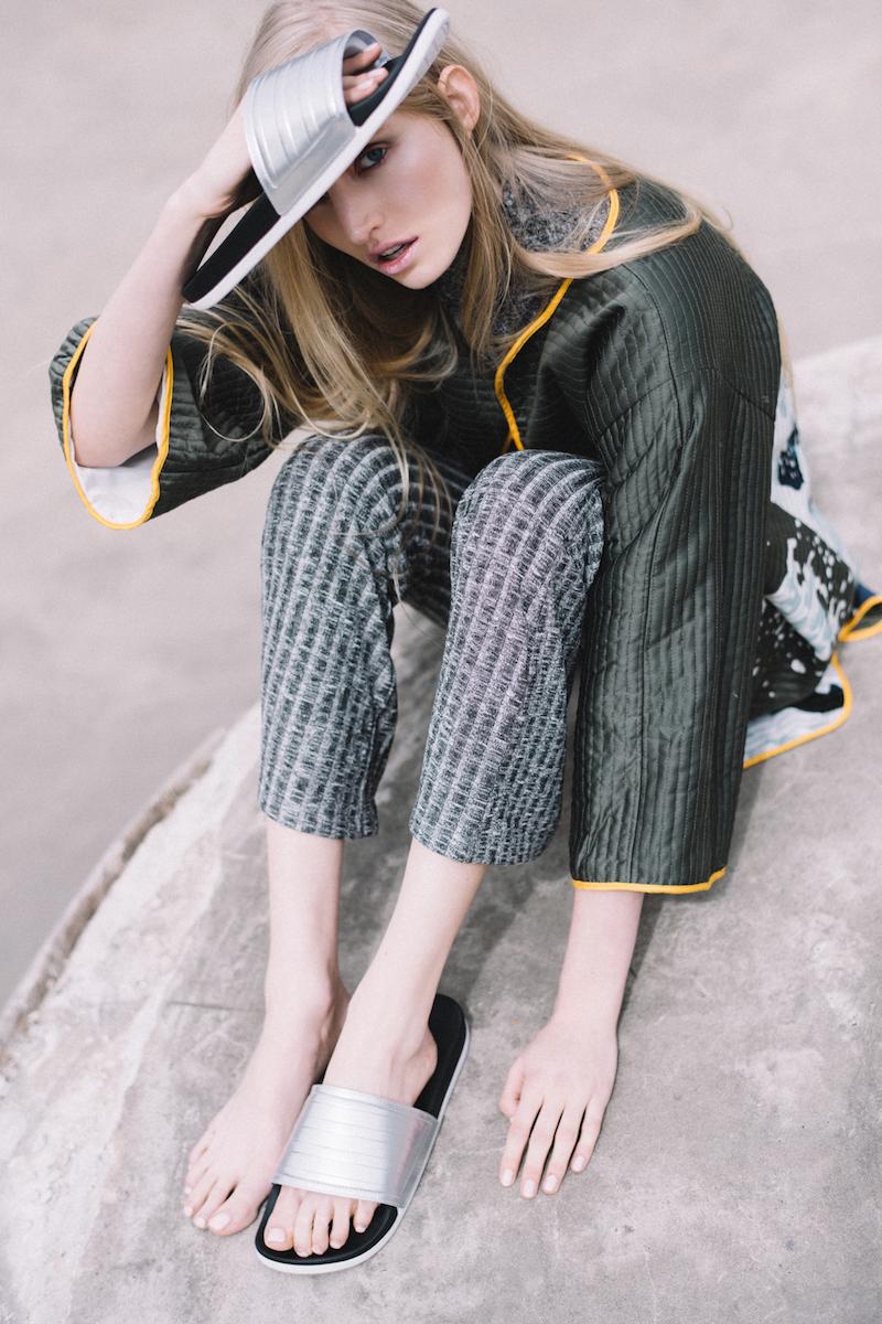 adidas Originals Adilette SC Plus Slide Sandals_1