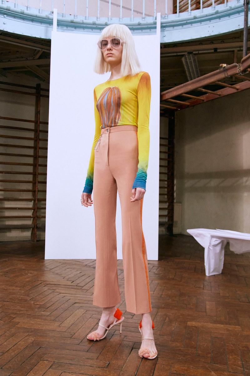 Acne Studios Myla Stretch Trousers