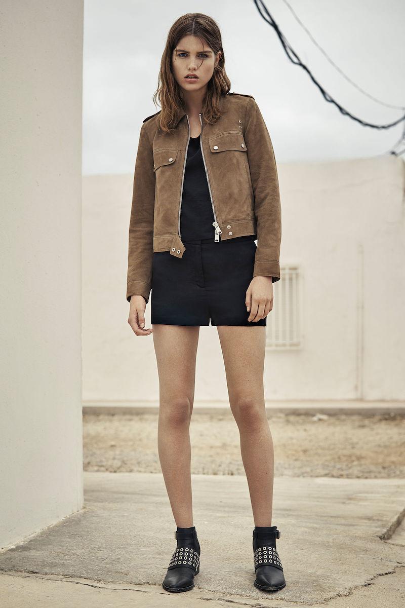 AllSaints Avia Shorts