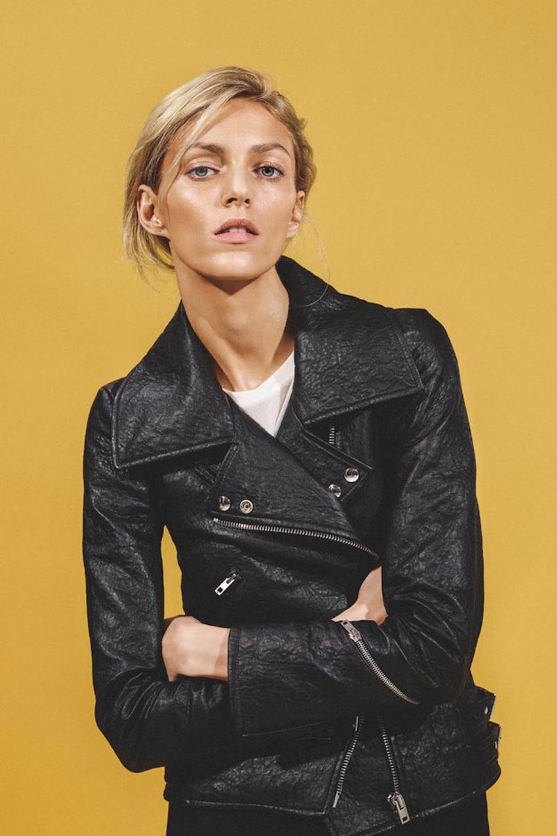 Anja Rubik x IRO Capsule Collection_1