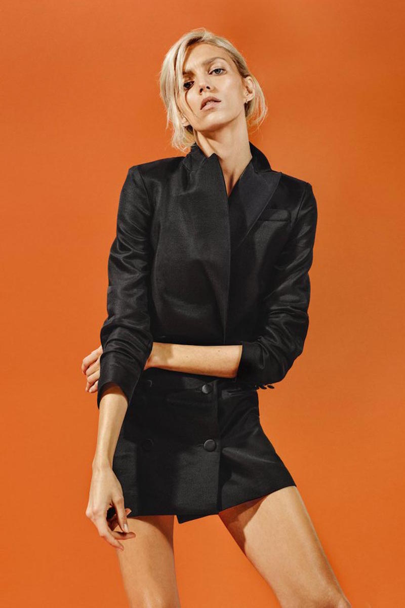 Anja Rubik x IRO Capsule Collection_4