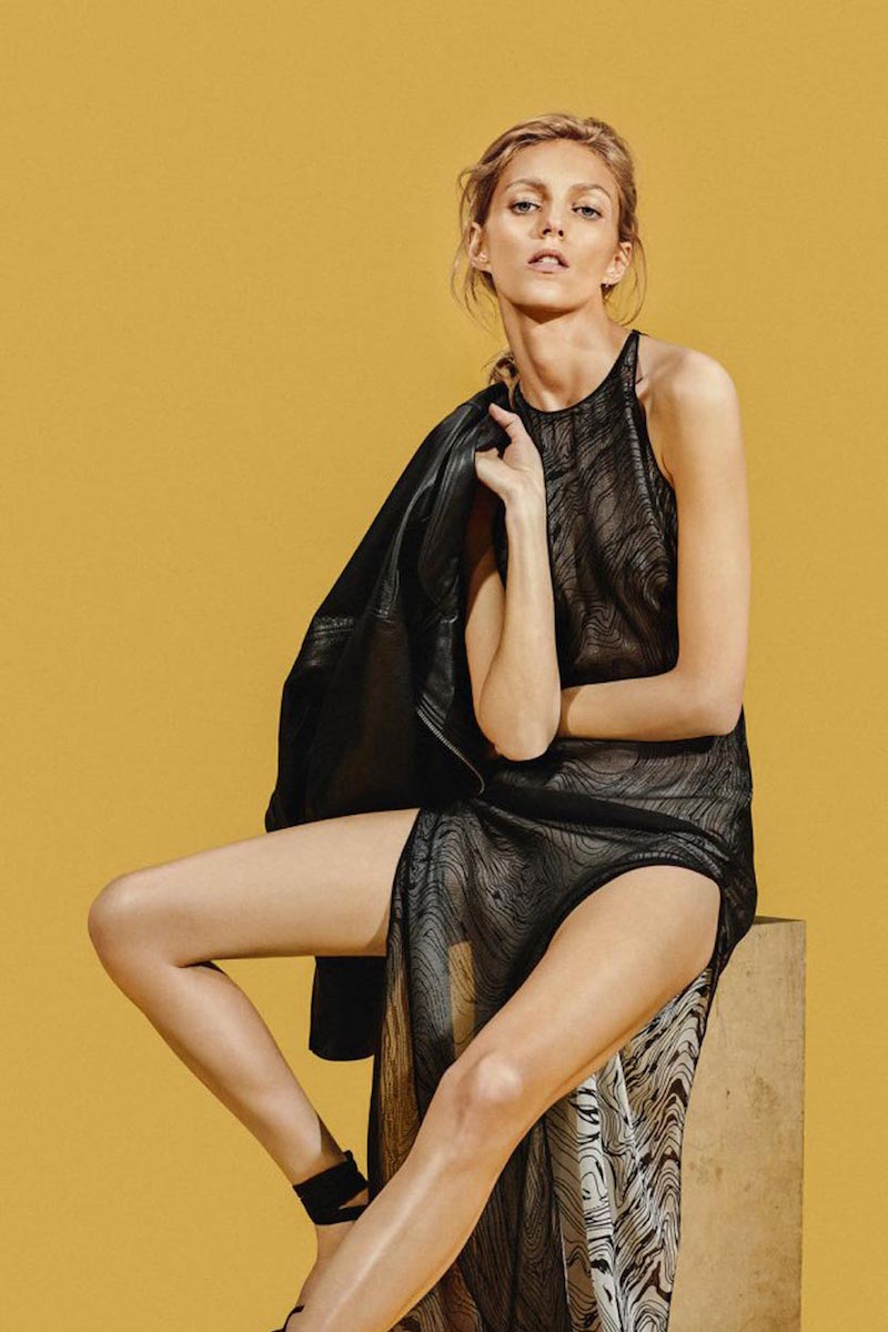 Anja Rubik x IRO Capsule Collection_6