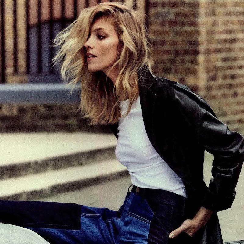 Anja Rubik x IRO Capsule Collection_8
