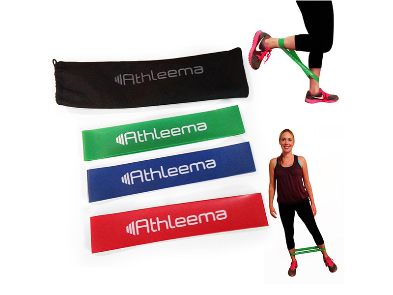 Athleema Exercise Loop Resistance Bands