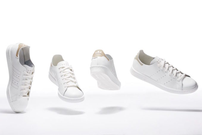 BNY Sole Series adidas Stan Smith and Superstar