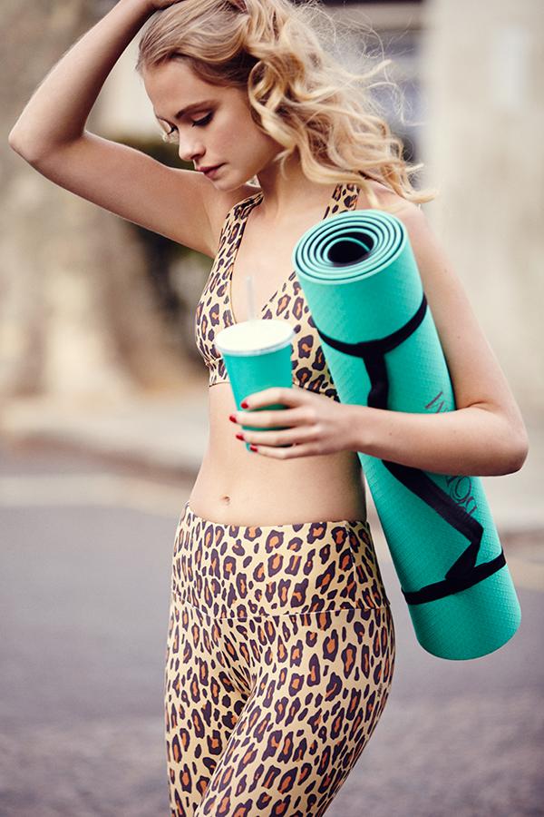Bodyism x Charlotte Olympia I Am Wild Bra_1