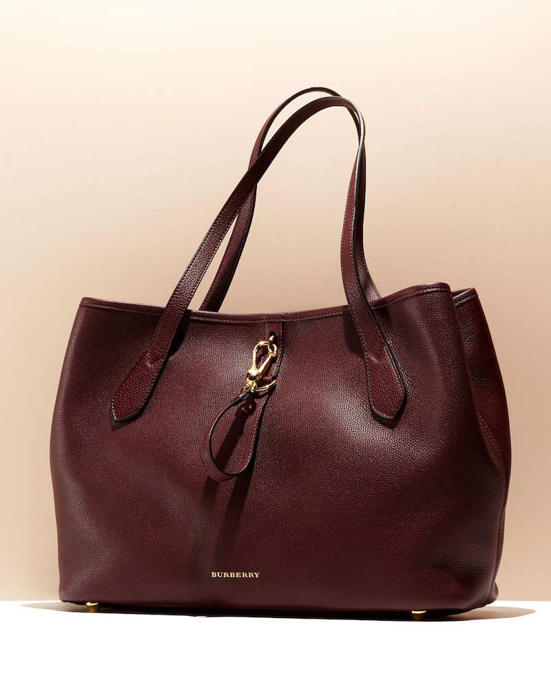 Burberry Honeybrook Medium Derby Tote Bag