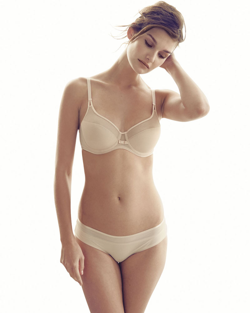 Chantelle Aeria Light Spacer T-Shirt Bra