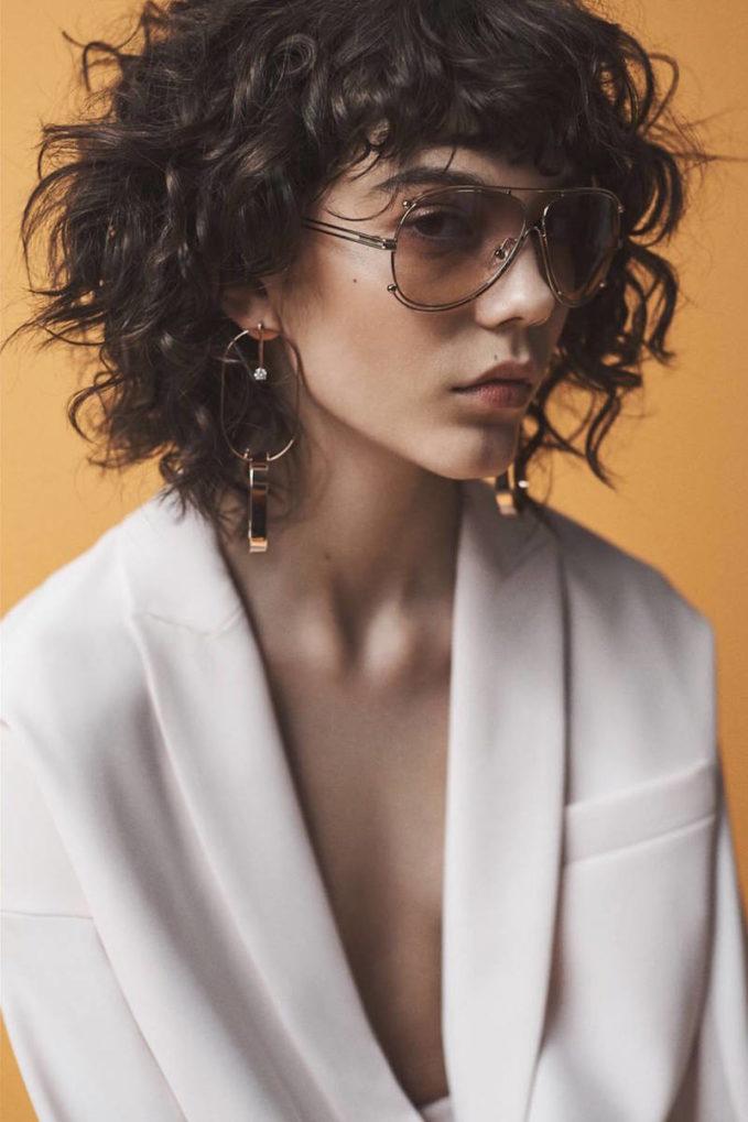 Chloé Isadora Aviator Sunglasses