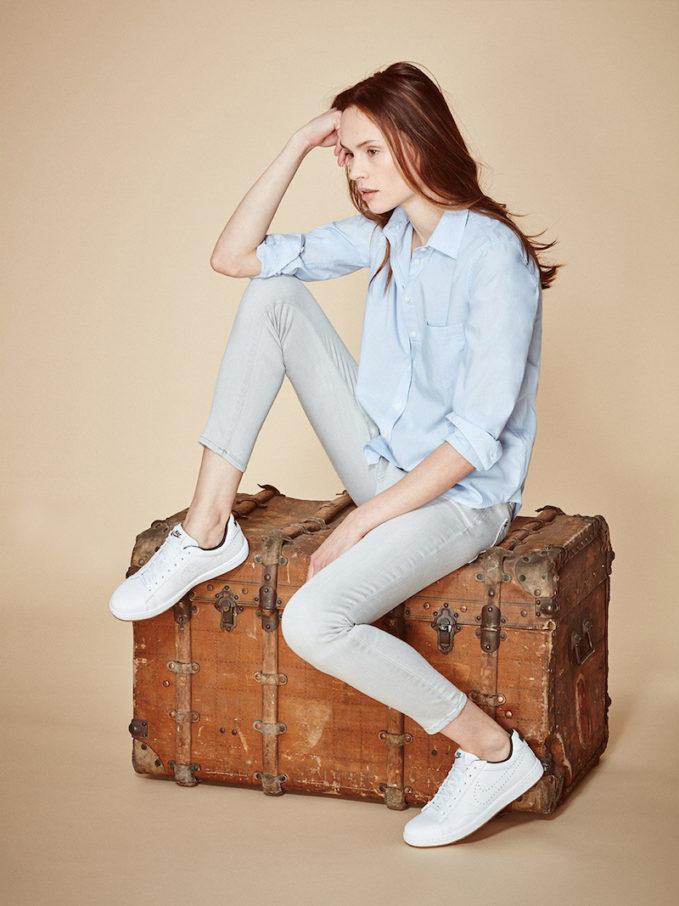 DL1961 Margaux Instasculpt Skinny Jeans in Faulkner