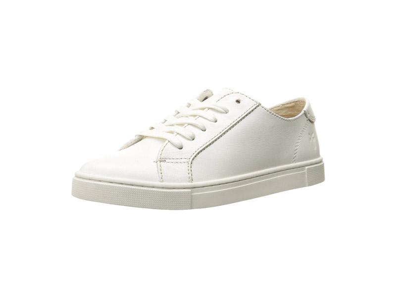FRYE Gemma Low Lace Fashion Sneaker