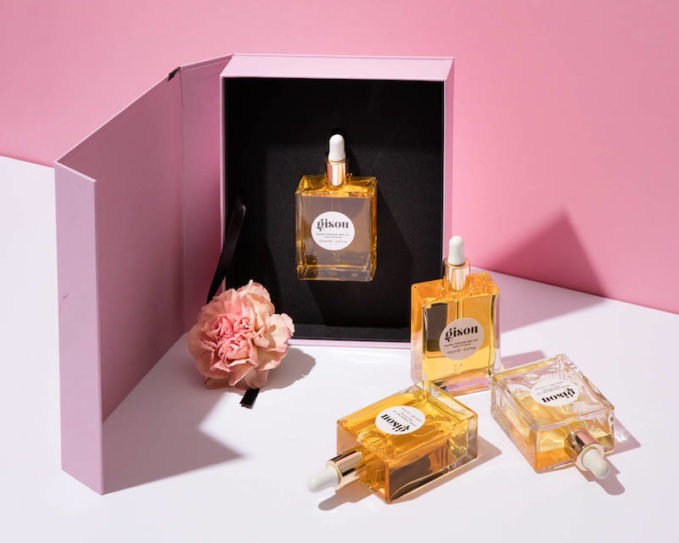 Gisou by Negin Mirsalehi Honey Infused Hair Oil