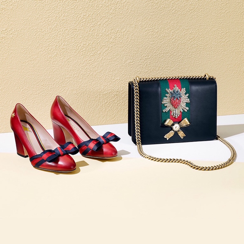 c3ddf8c5f1e Gucci Pre-Fall 2016 Shoes   Handbags Collection – NAWO