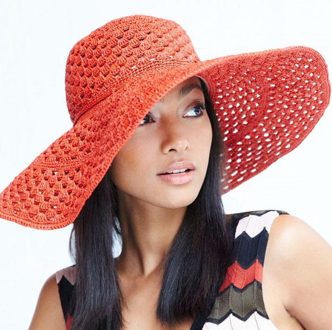 Helen Kaminski Jordyn Raffia Sun Hat-