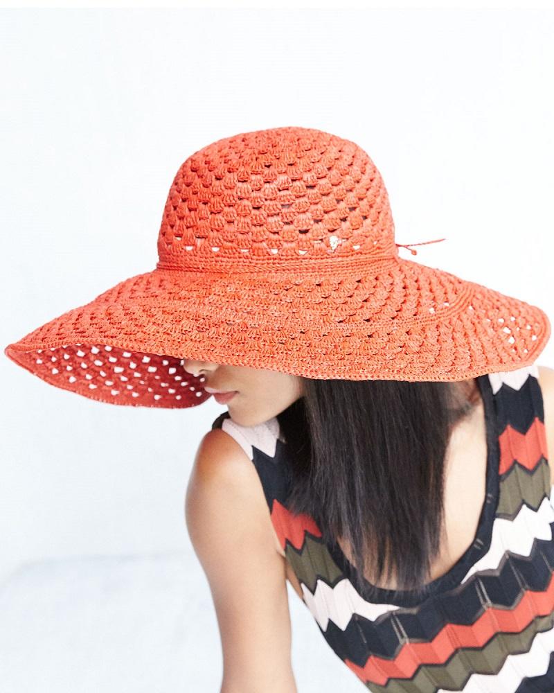 Helen Kaminski Jordyn Raffia Sun Hat
