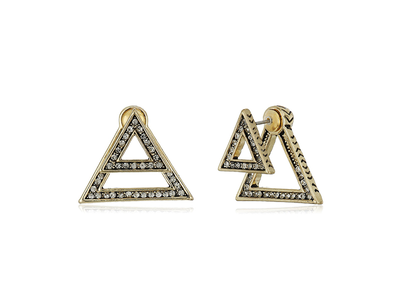 House of Harlow 1960 Golden Hour Earrings Jackets