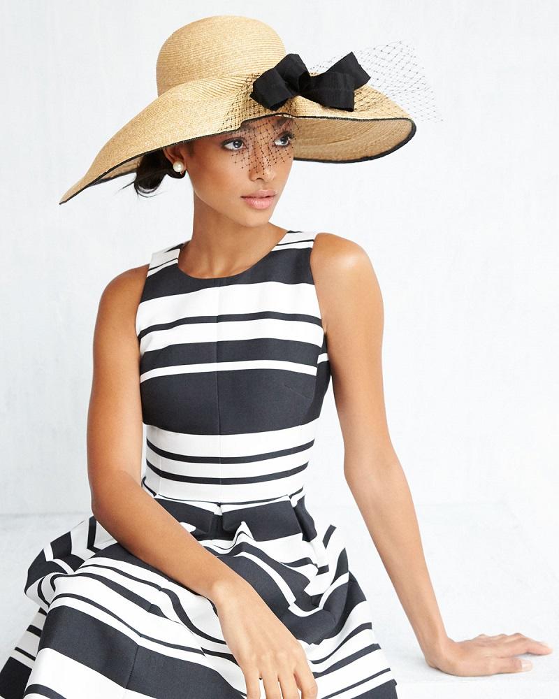 Inverni Iris Straw Hat