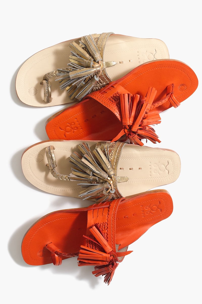 J.Crew Figue Scaramouche Sandals