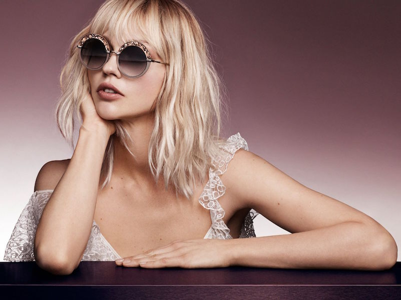JIMMY CHOO Gotha Sunglasses