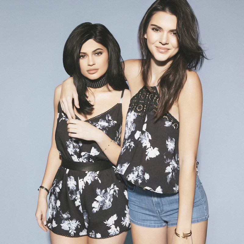 Kendall & Kylie Summer 2016 Solstice Collection