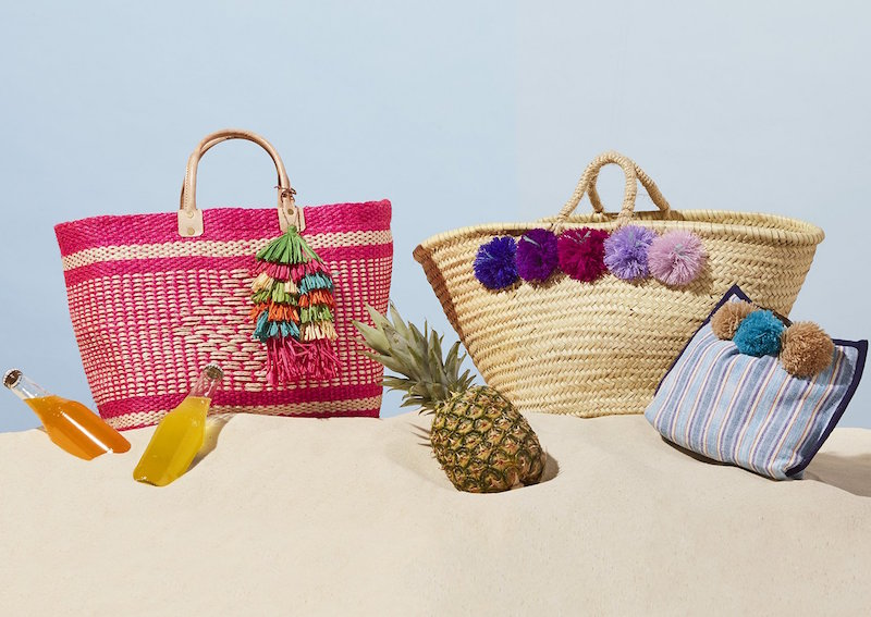 Grab Bags: Beach Bags, Totes & Straw Clutches for Summer 2016 – NAWO