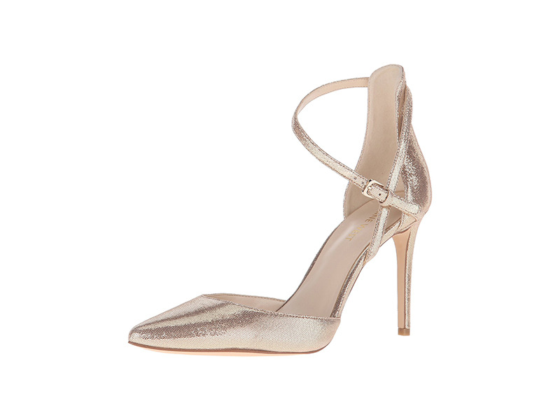 Nine West Taragon Metallic Dress Pump