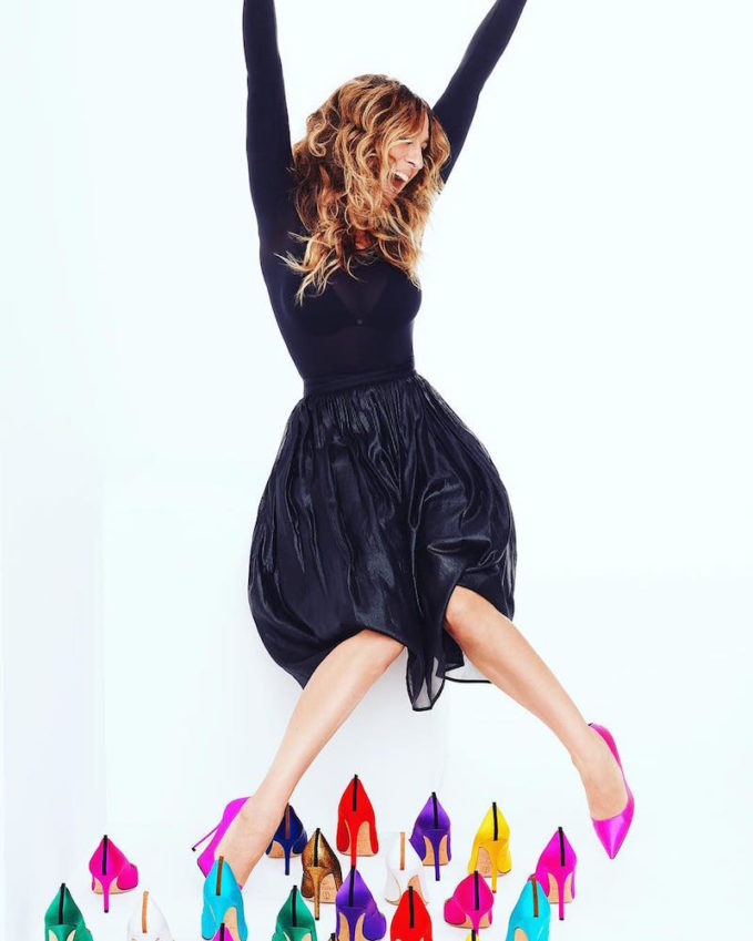 SJP by Sarah Jessica Parker Pre-Fall 2016 Collection