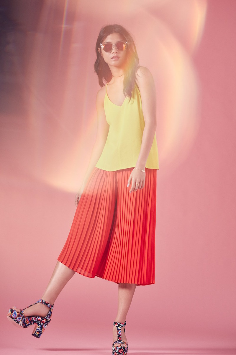 STOREE Pleated Culottes
