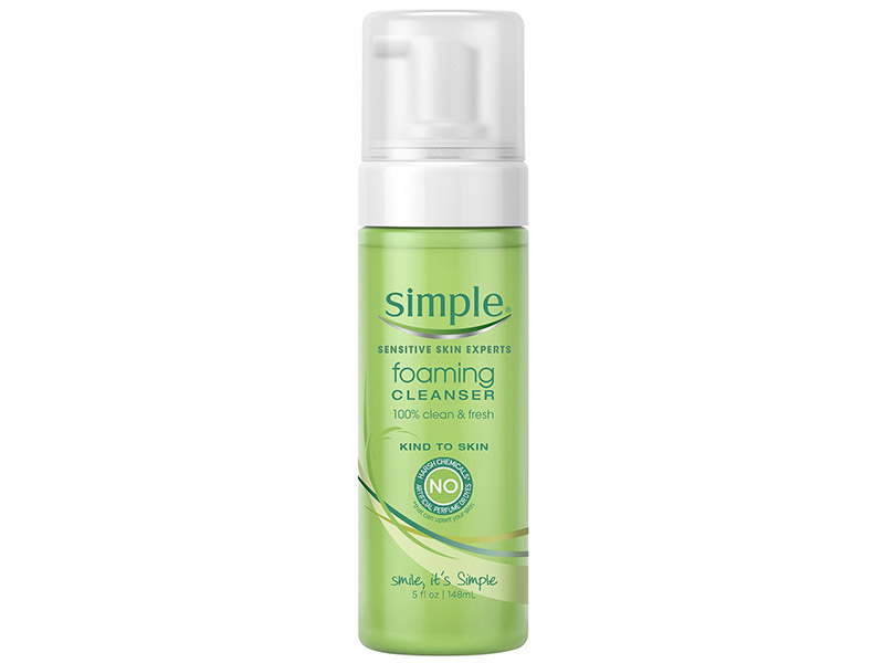 Simple Facial Cleanser