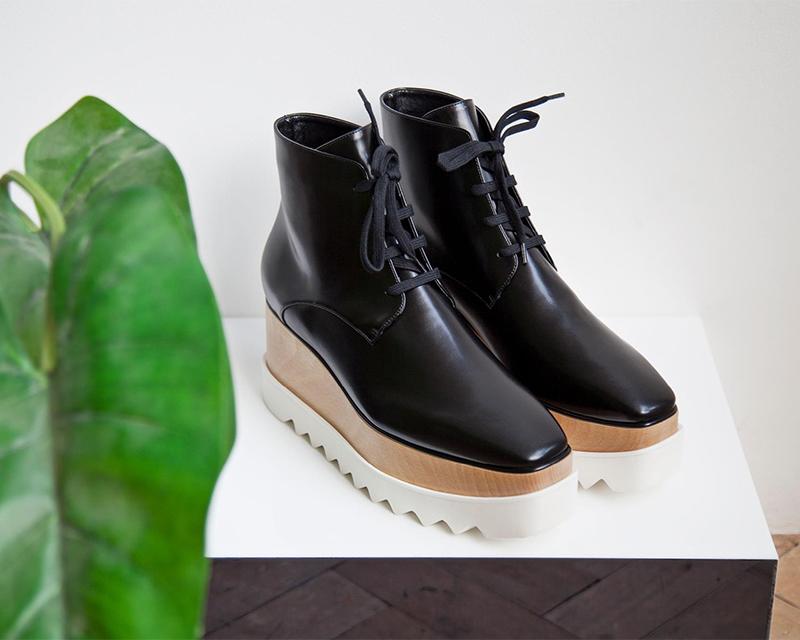 Stella McCartney Elyse Platform Ankle Boots_1