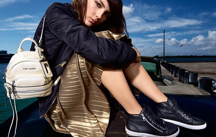 Steve Madden Eiris Fashion Sneaker