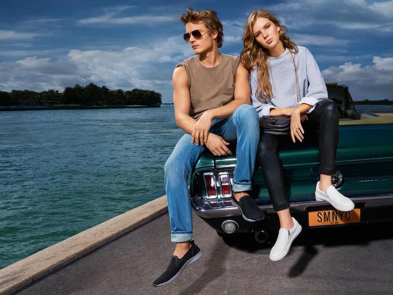 Steve Madden Ellias Fashion Sneaker