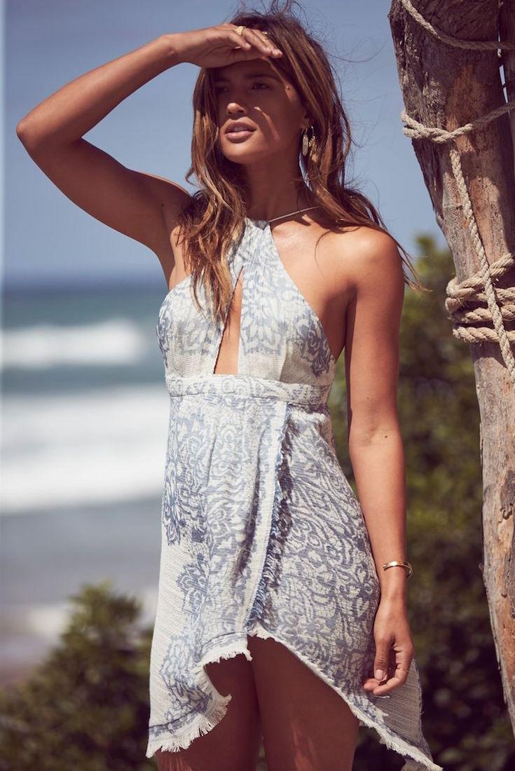 THE JETSET DIARIES Antigua Dress