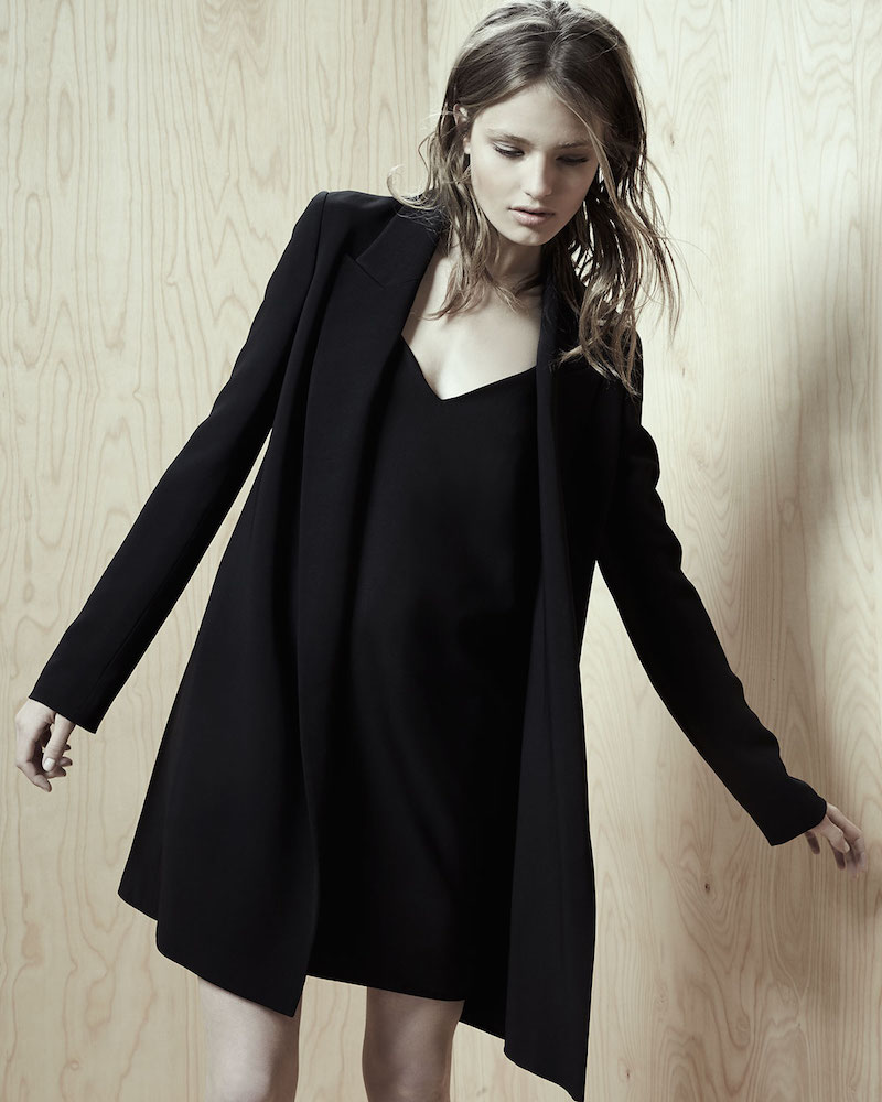 THE ROW Russo Open-Front Long Jacket