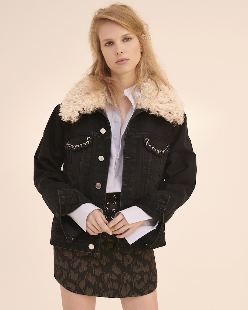 Topshop Unique Caius Western Jacket