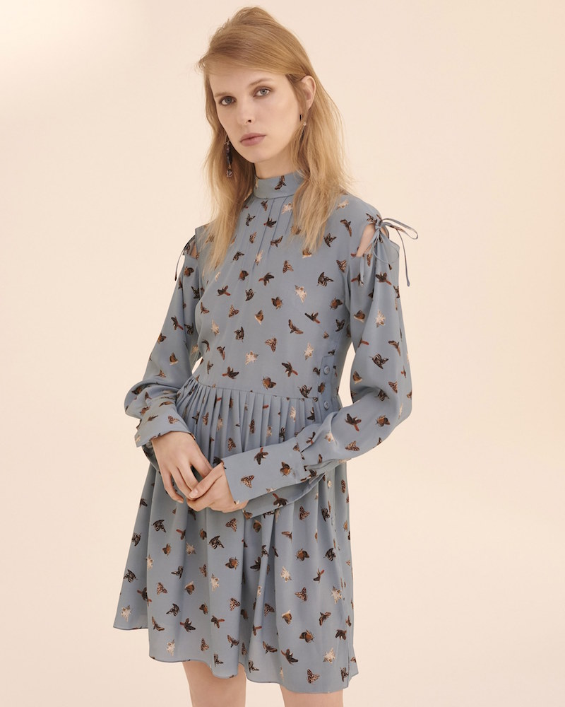 Topshop Unique Campion Dress