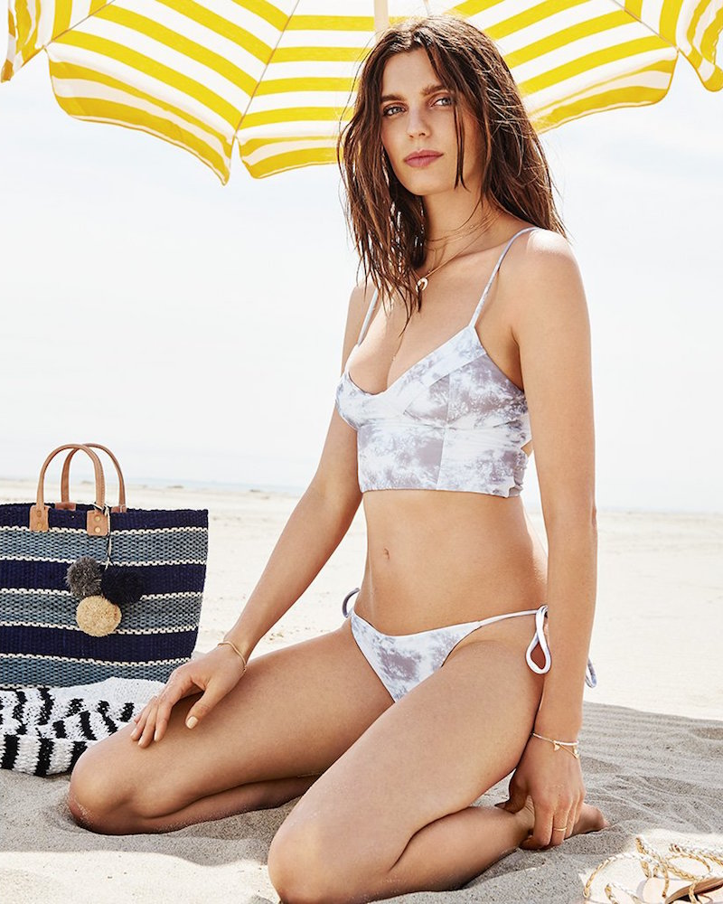 Tori Praver Swimwear Jess Bikini Top & Bottoms