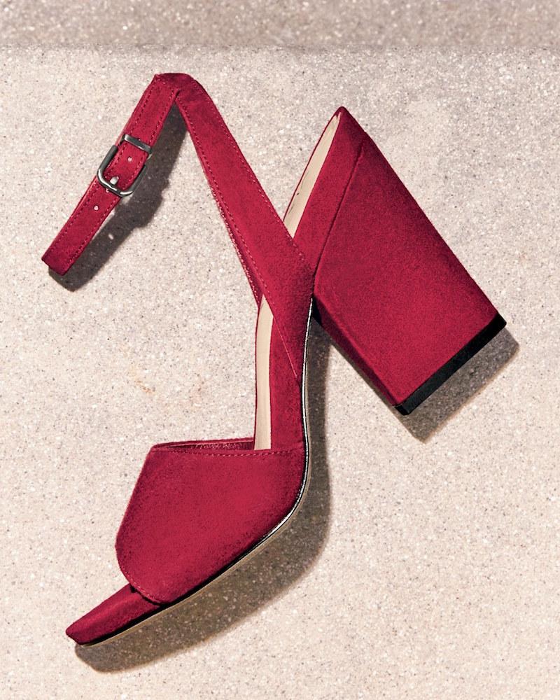 Via Spiga Piper Ankle Strap Sandal