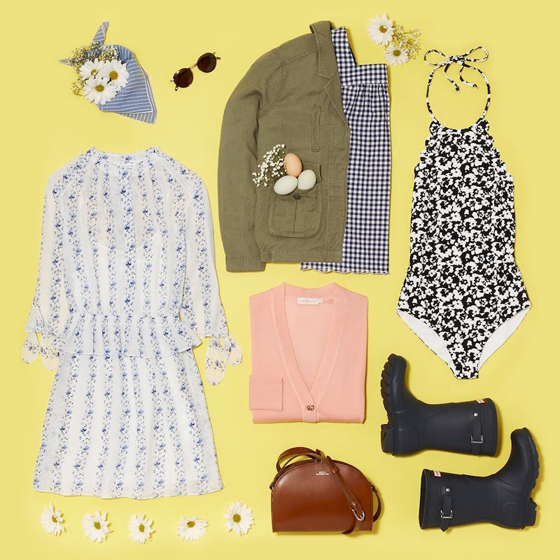 What to Pack for Vacation - Rustic Countryside