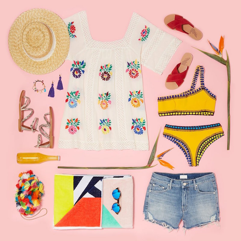 What to Pack for Vacation - Tropical Island