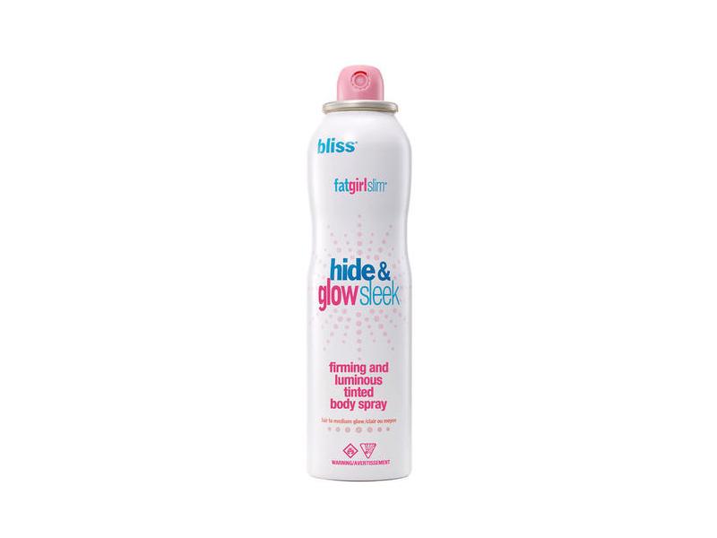 bliss Fatgirlslim Hide and Go Sleek Tinted Body Spray