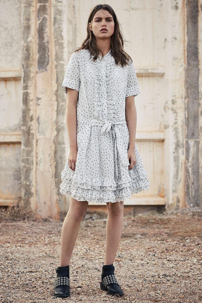 Abel Emrys Print Dress