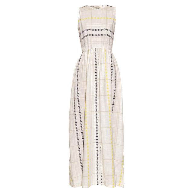 Ace & Jig Estate Sleeveless Woven Maxi Dress_1