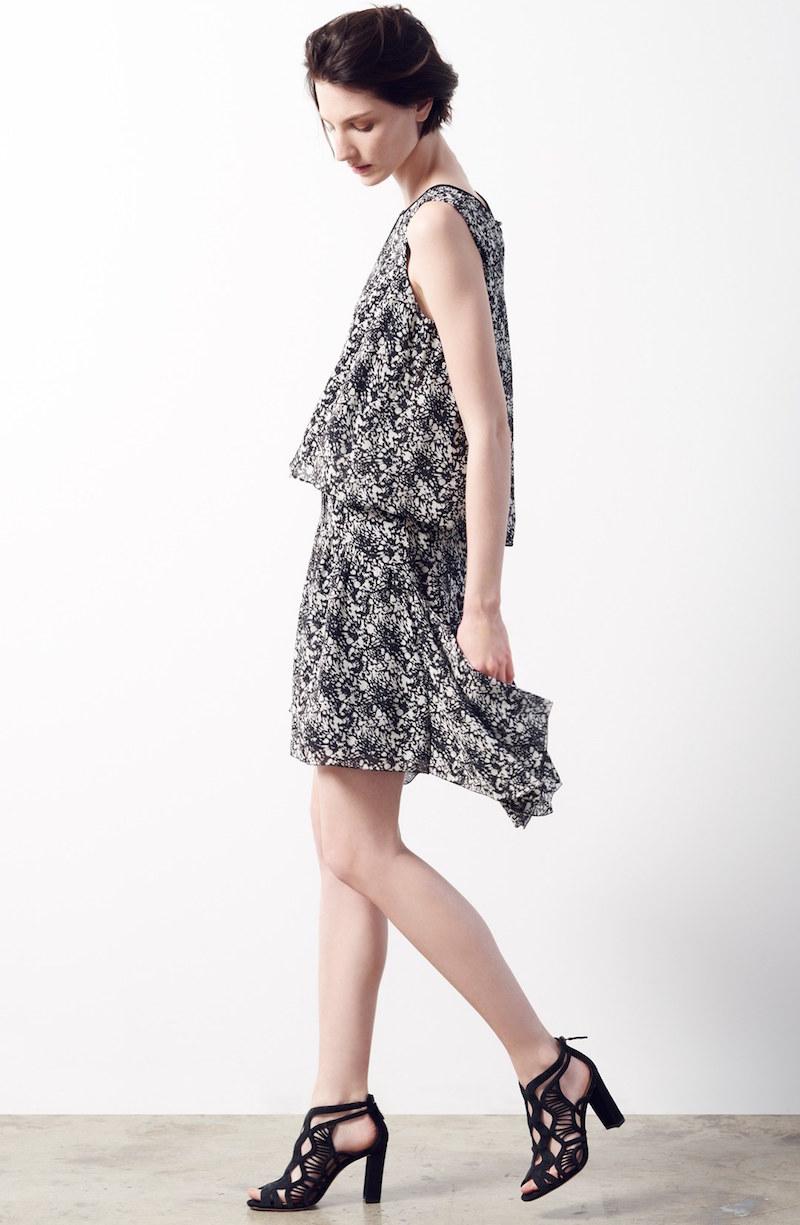 Belstaff Lindsey Fil Coupé Dress